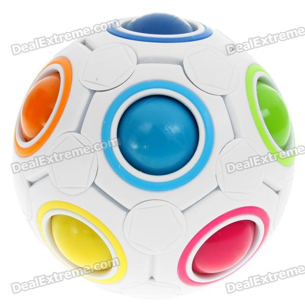 Magic Cube Rainbow Ball