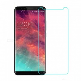 Naxtop 2.5D Tempered Glass Screen Protector for DOOGEE X60L - Transparent