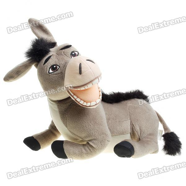 Funny Shrek Donkey Figure Toy