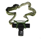 High-Power Ultra Bright Cree Q3 3-Mode 110-Lumen LED Headlamp with Camouflage Pouch (1*AA/1*14500)