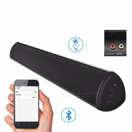 S11 Bluetooth Sound Bar Speaker Wireless Echo Wall Home Theater Soundbar Black/Speaker
