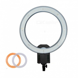 ESAMACT CN-R640 Photography Video Studio 640-LED Stepless Dimming Continuous Macro Ring Light 5600K Day Lighting LED Video Light
