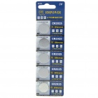 CR2025 3V Lithium Cell Button Battery (10-Pieces Pack)
