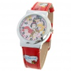 Charming Disney Princess Style Quartz Wrist Watch for Children - Style Assorted (1*LR41)