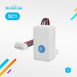 Broadlink SC1 Smart Switch WiFi APP 2.4 GHz Control Box Working With IOS 7.0/Android