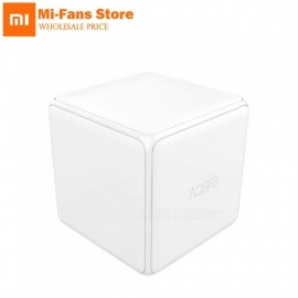 Xiaomi Mi Magic Cube Controller Zigbee Version Controlled By Six Actions For Smart Home Device Work With Mijia Home App