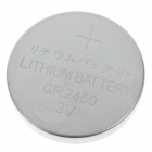 CR2450 3V Lithium Cell Button Battery (10PCS)