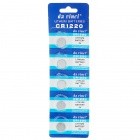 CR1220 3V Lithium Cell Button Battery (10-Pieces Pack)