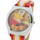 Charming Cartoon Winnie Style Wrist Watch for Children - Style Assorted (1*LR41)