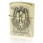3D Transformers Pattern Fuel Lighter - Bronze
