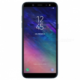 Samsung Galaxy A6 A600 2018 Dual SIM Smart Phone with 4GB RAM 64GB ROM - Blue