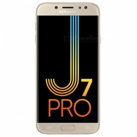 Samsung Galaxy J7 Pro J730FD 2017 Dual SIM Smart Phone with 3GB RAM, 64GB ROM - Gold