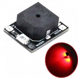 Produino Alarm Module w/ LED Light for NAZE32 F3 Flight Controller RC Drone FPV Racing Multi Rotor