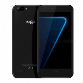 "AllCall Alpha Original MTK6580A 1.3GHz Quad-Core Android 7.0 5.0"" 3G Smartphone - Black"