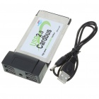 4-Ports USB NEC PCMCIA Card for Notebook