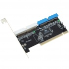 PCI/2IDE Card with Software CD for Desktop Computer