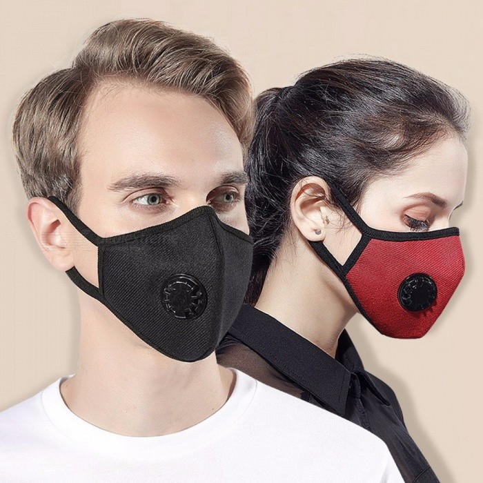 Useful 50pcs 4 Layer Disposable Black Activated Carbon Anti Dust Masks Face Mouth Mask Ear Hanging Gas Respirator Filter Mouth-muffle Personal Health Care Health Care