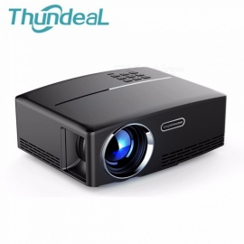 ThundeaL GP80 Android 6.0 Portable Mini 3D LED LCD Projector, VGA HDMI Optional Bluetooth Wireless Wi-Fi Beamer Color1