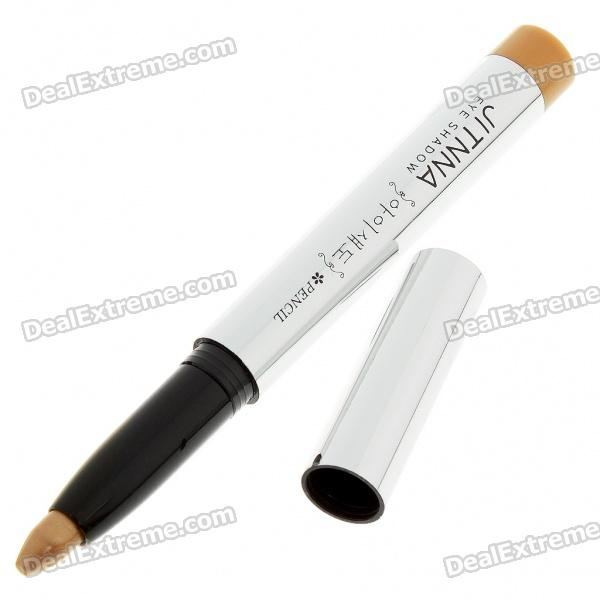 Cosmetic Makeup Eye Shadow Pens - Yellow (6-Piece Pack)