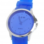Stylish Metal + Plastic Wrist Watch - Random Color (1*AG4)