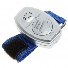 Ultrasonic Mosquito Repeller with Wrist Band & Hang Strap (1*CR2032)