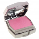 Cosmetic Makeup Blusher Rouge Kit with Brush & Mirror - Pink