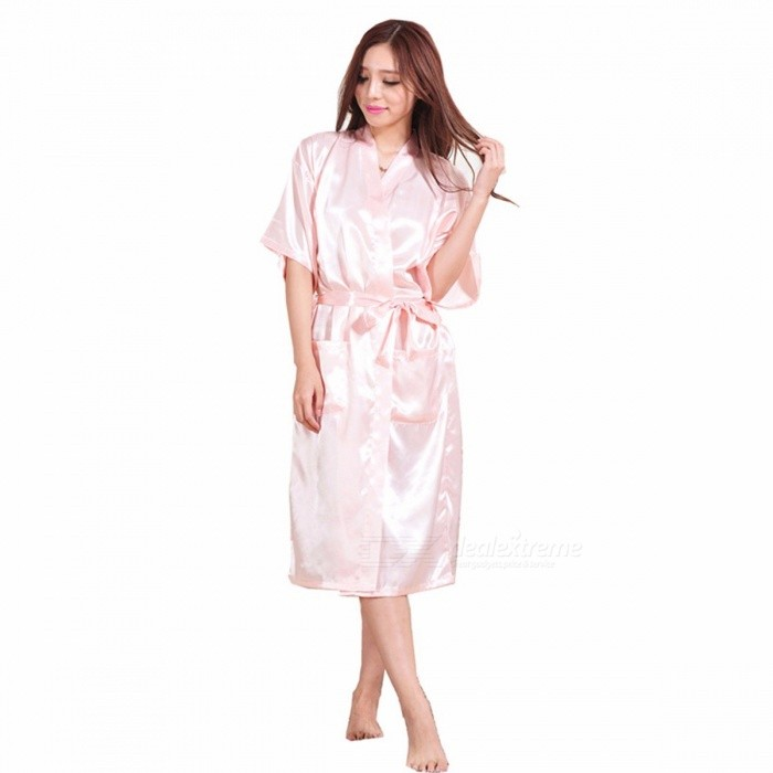 Summer Women Bathrobe Letter Bride Printed Get Ready Makeup Robes Bridal  Party Gifts Dressing Gowns Black ... bfa6efb86