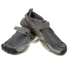 Unique Stylish Outdoor Shoes - Grey White (Size-41/Pair)