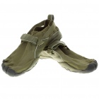 Unique Stylish Outdoor Shoes - Army Green (Size-41/Pair)