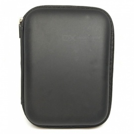 Multifunction PU Storage Bag for for 2.5 inch Hard Disk, Power Bank
