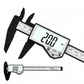 ESAMACT Electronic plastic caliper Waterproof IP54 0-150mm 6 inch LCD Digital Vernier Caliper Gauge