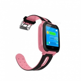 Hildren'S Smart Watch Waterproof Positioning Touch Screen Card Student Phone Watch
