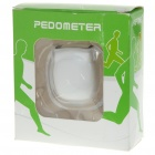 Mini LCD Clip-on Digital Pedometer (1*AG13)
