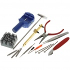 Set 16 Professional Watch Repair Tool Kits