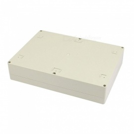 BTOOMET  Dustproof IP65 Junction Box DIY Terminal Connection Enclosure Adaptable290mm x 210mm x 60mm