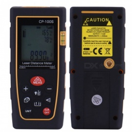 CP-100S Laser Distance Meter Measurer Laser Rangefinder LED Digital Rangefinders Hunting Laser Measuring 100m