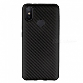 Protective TPU Back Case Cover for Xiaomi Redmi S2 - Black