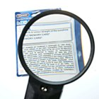 4X Magnifier with LED (90mm)