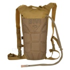 Durable Survival Backpack Style Water Bag with Water Tube (2500ml)