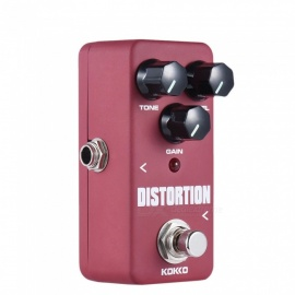 FDS2 Mini Distortion Pedal Portable Guitar Effect Pedal