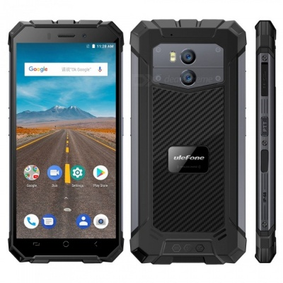 Ulefone Armor X Android 8.1 MT6739 Waterproof IP68 5.5