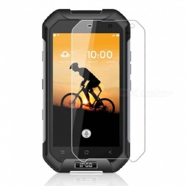 naxtop 2.5D gehard glas screen protector voor blackview BV6000 - transparant