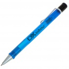 Plastic Ball Point Pens with DX Logo - Dark Blue (2-Pen)