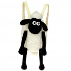 Cool Shaun the Sheep Style Wool Shoulder Bag