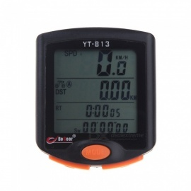 ZHAOYAO BoGeer Bike Digital Computer Waterproof Night Backlit Outdoor Sports Imported Sensors Bicycle Speedometer