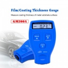 ESAMACT digital coating thickness gauge 0-1.8mm/0-71.0mil GM200A Car Painting Paint Thickness Meter Car Diagnostic Tool