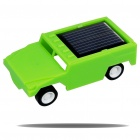 Mini Solar Powered Car (Green)
