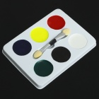 6-Color Face Paint Kit