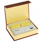 Hardbound Quit Smoking Rechargeable 2 Electronic Cigarette w/ 5 Refills Set (Mint)