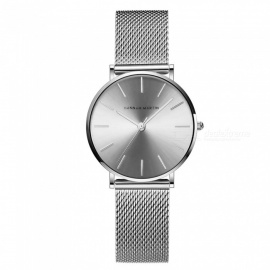 Hannah Martin CC36 Women Quartz Wrist Watch Japanese Movement - Silver